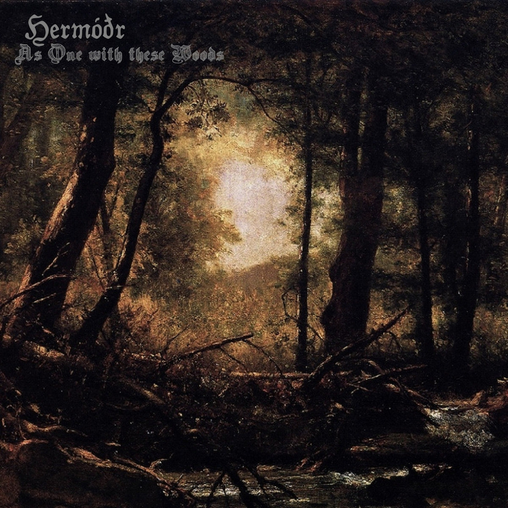 Hermóðr - As One with these Woods (digital)