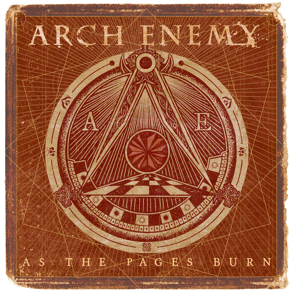 Arch Enemy - As the Pages Burn (digital)
