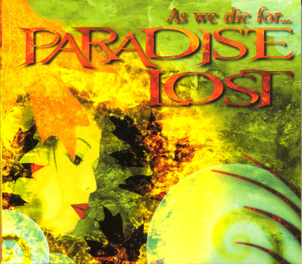 Various 1-A - As We Die For - Tribute to Paradise Lost
