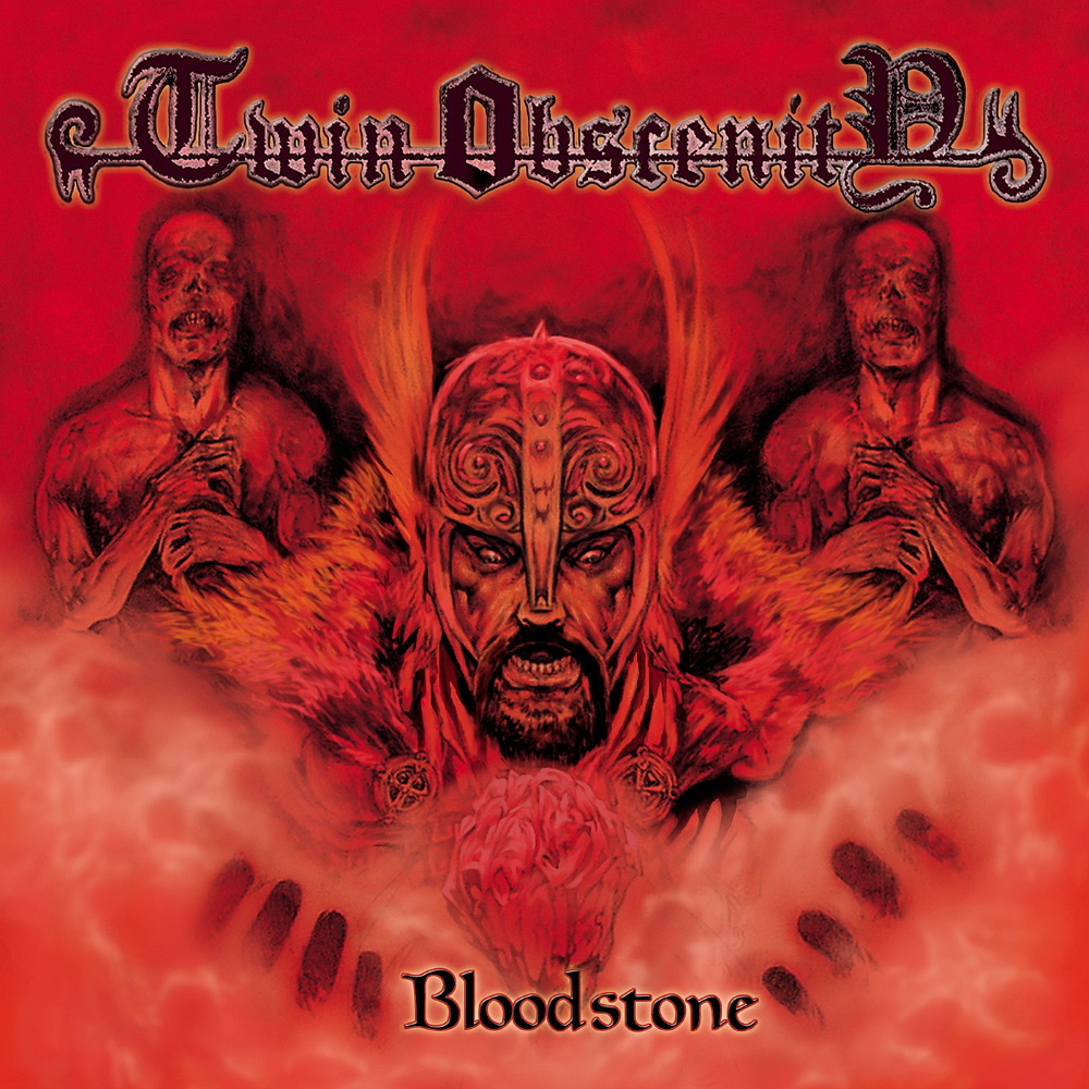 Twin Obscenity - Bloodstone