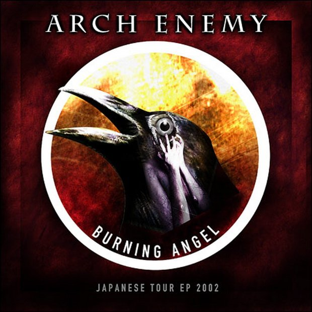 Arch Enemy - Burning Angel