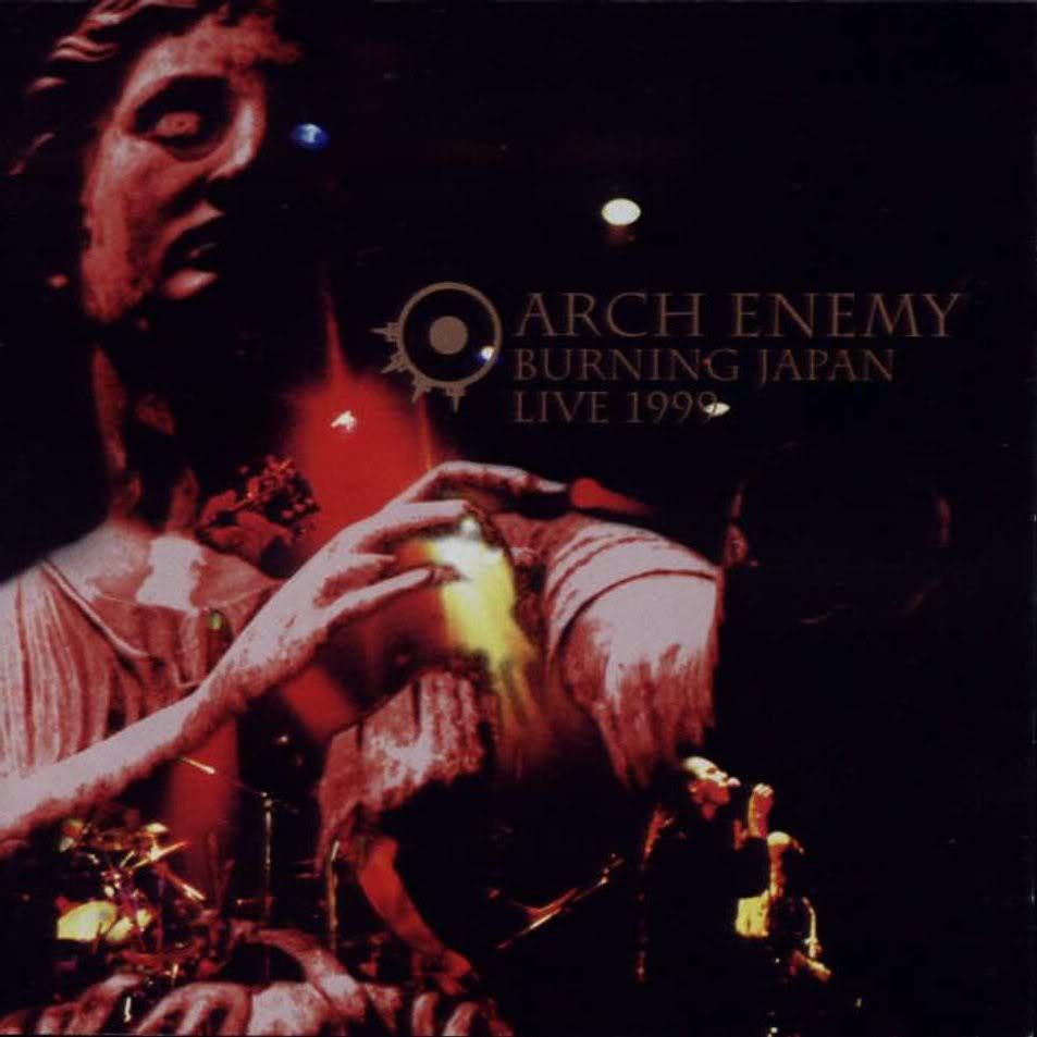 Arch Enemy - Burning Japan - live