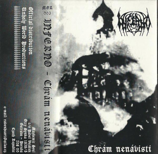 Inferno - Chr�m Nen�visti