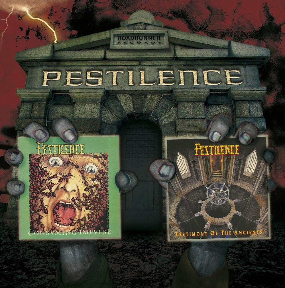 Pestilence - Consuming Impulse / Testimony Of The Ancients