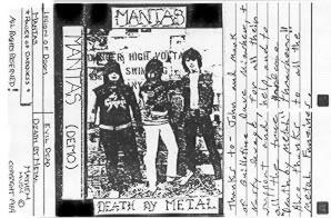 Death - Death By Metal (demo)