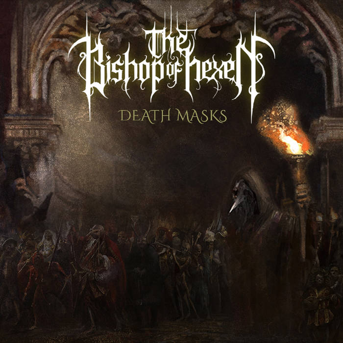 The Bishop Of Hexen - Death Masks (digital)