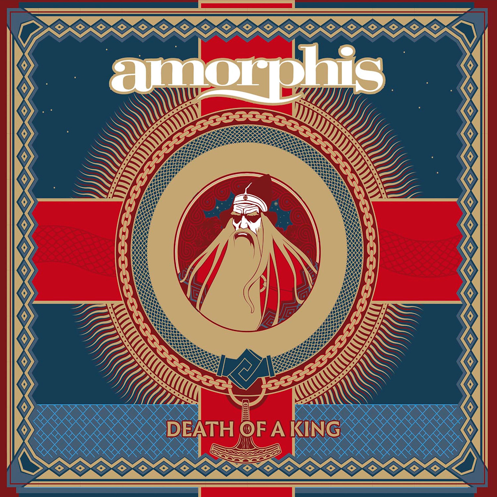 Amorphis - Death of a King (digital)