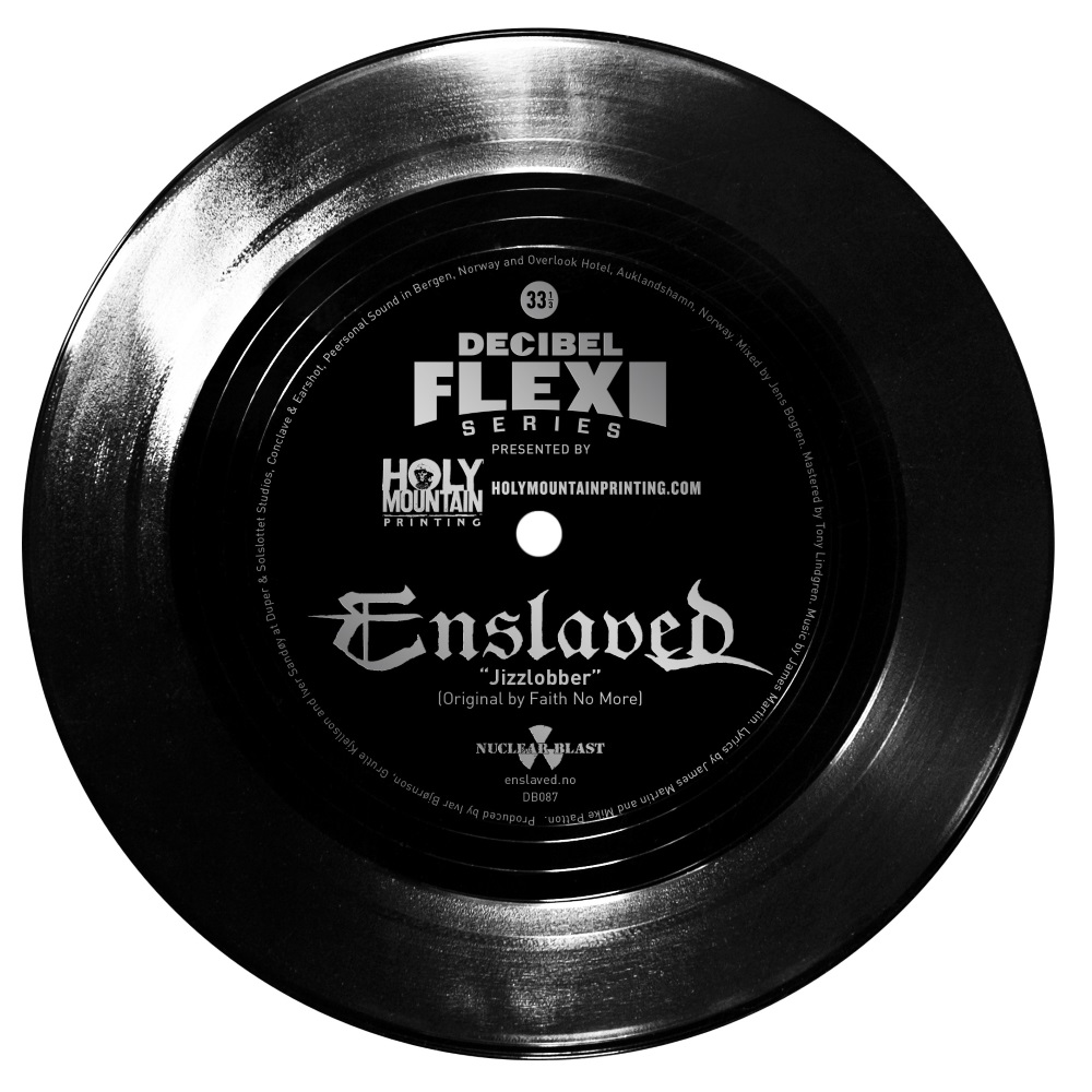 Enslaved - Decibel Flexi Series (ep)