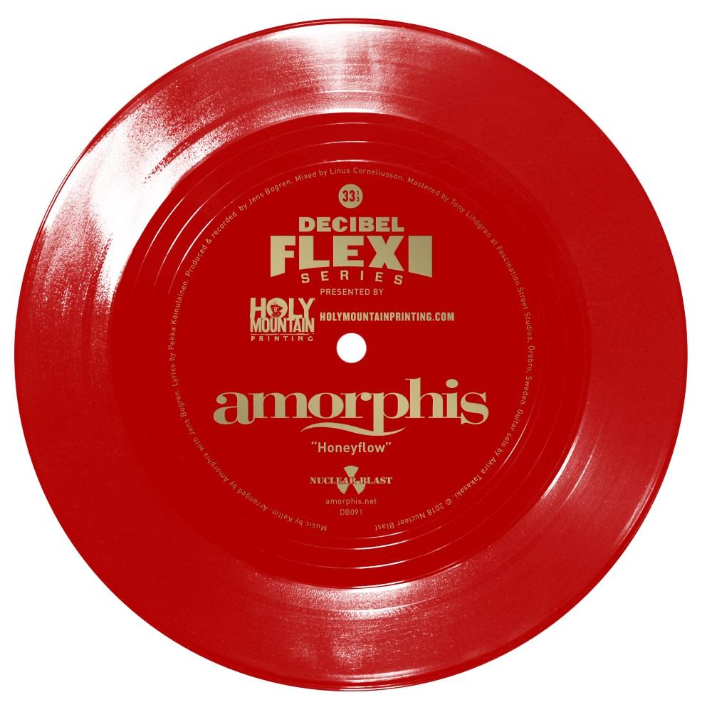 Amorphis - Decibel Flexi Series (ep)