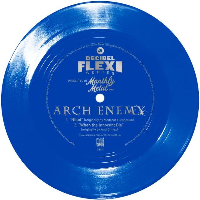 Arch Enemy - Decibel Flexi Series (ep)