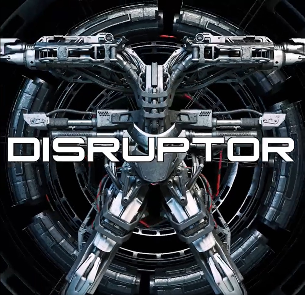 Fear Factory - Disruptor (digital)