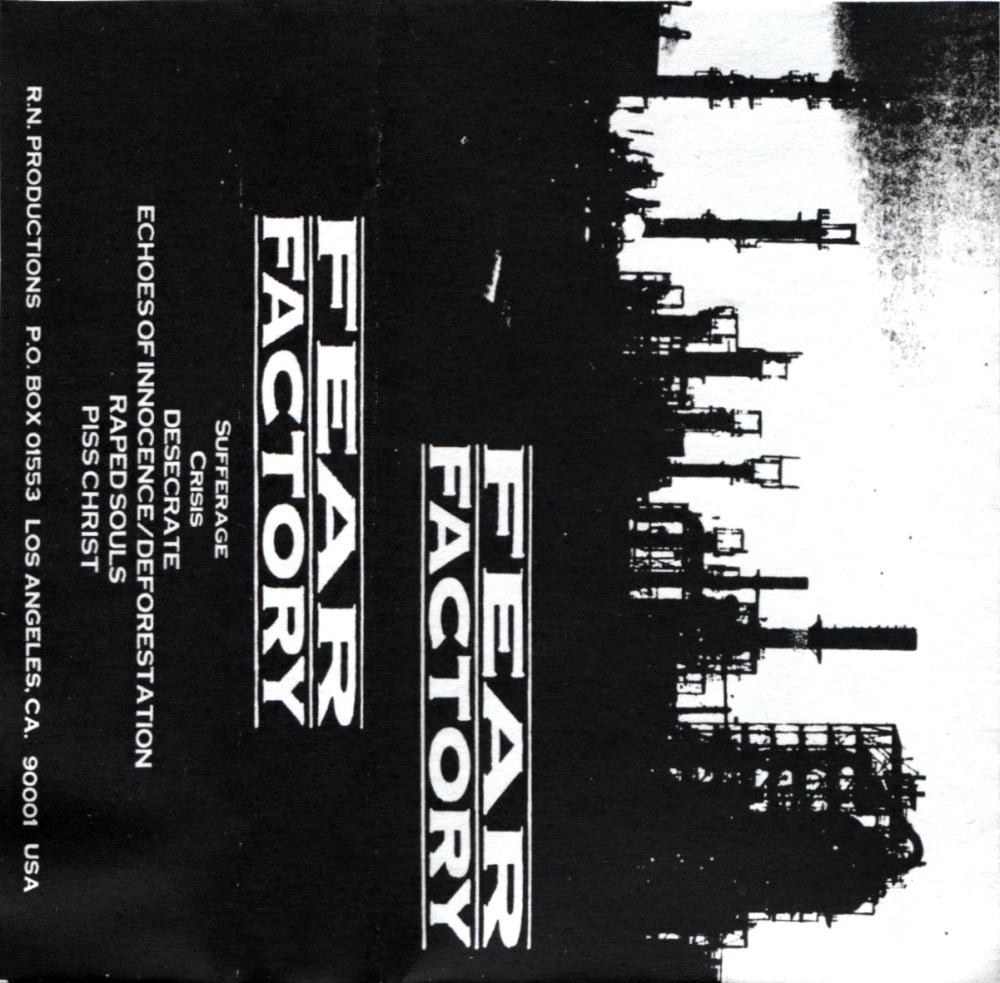 Fear Factory - Fear Factory (demo)