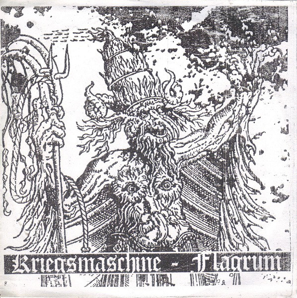 Kriegsmaschine - Flagrum (demo)