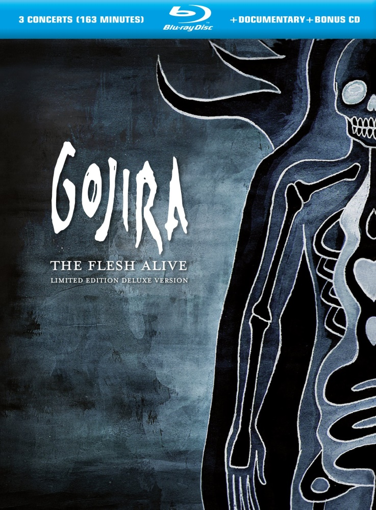 Gojira - The Flesh Alive (video)