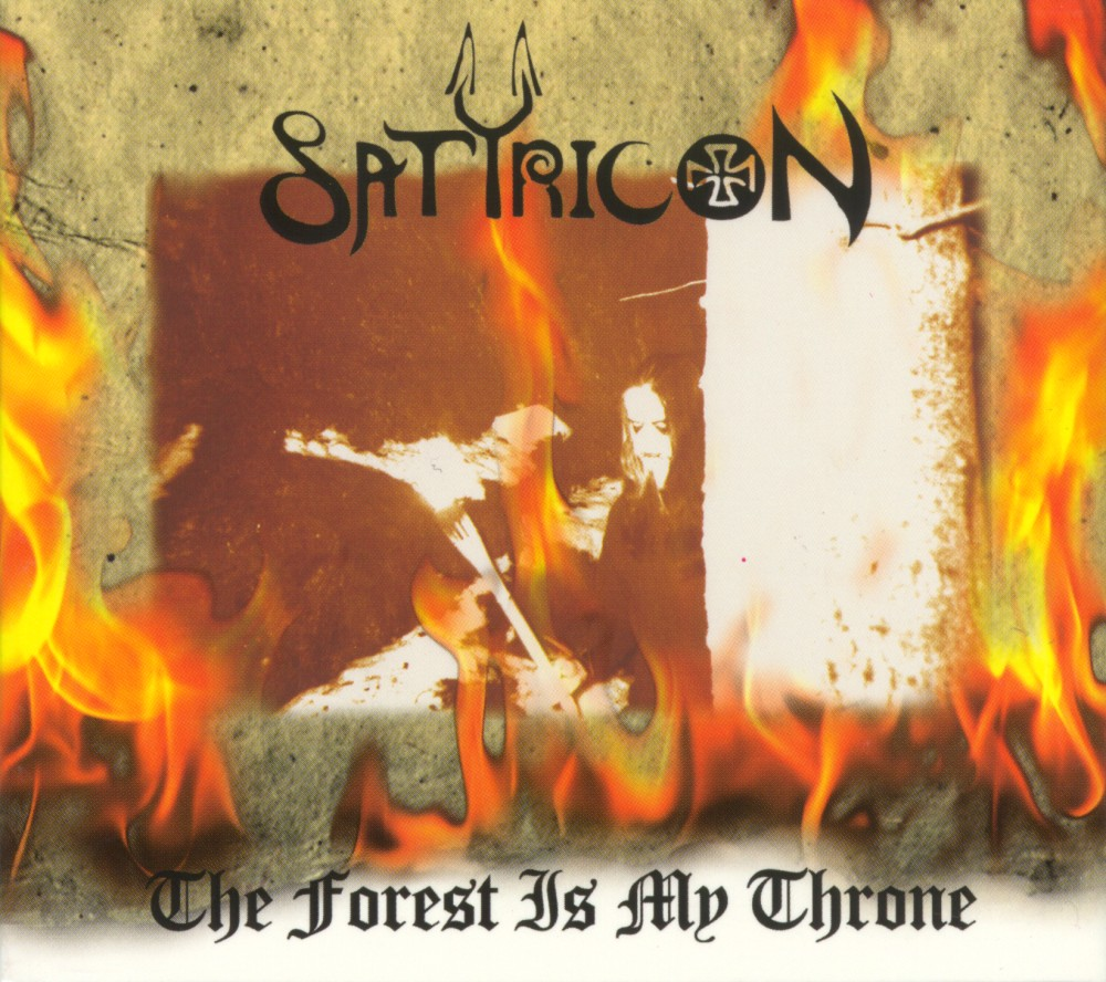 Enslaved - Split with Satyricon