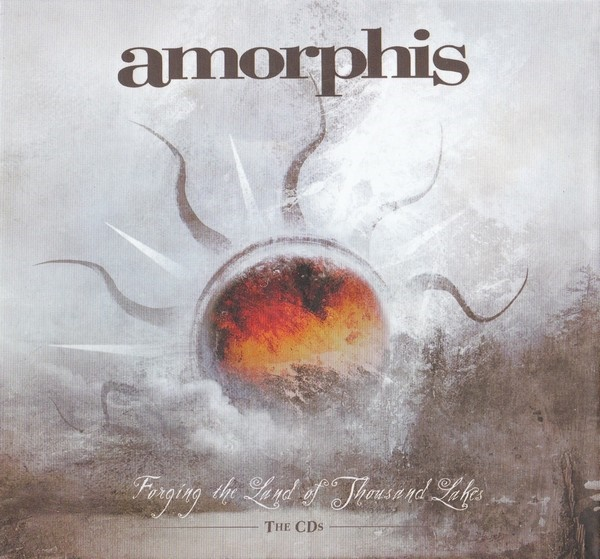 Amorphis - Forging the Land of Thousand Lakes (video)