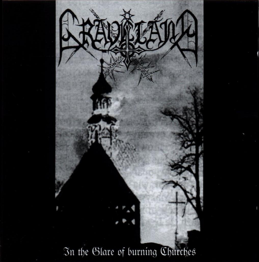 Graveland - In the Glare of Burning Churches (demo)