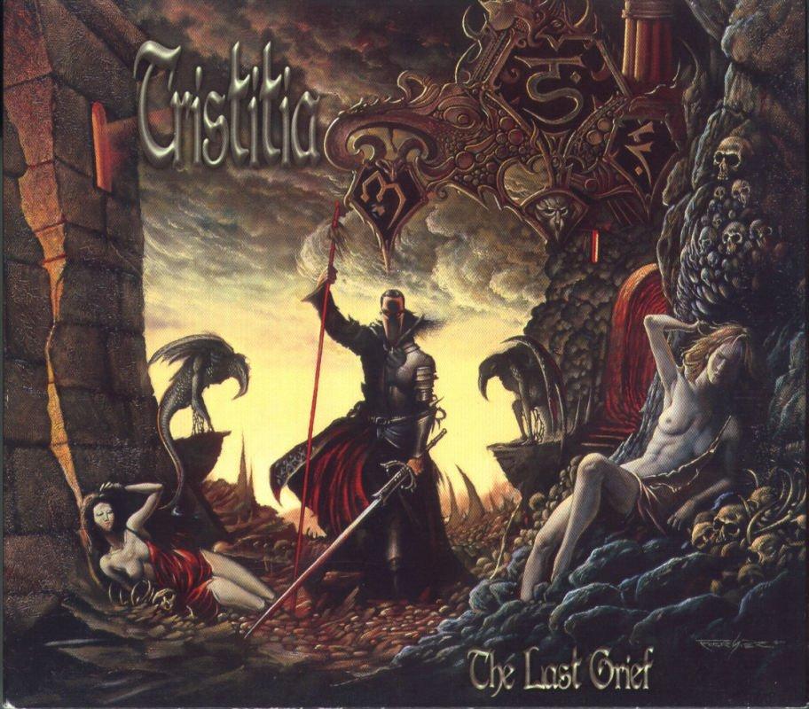 Tristitia - The Last Grief
