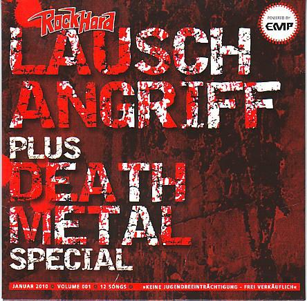 Various - RockHard Magazine (DE) - Lauschangriff Volume 001