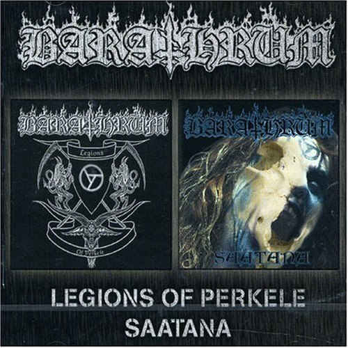 Barathrum - Legions Of Perkele / Saatana