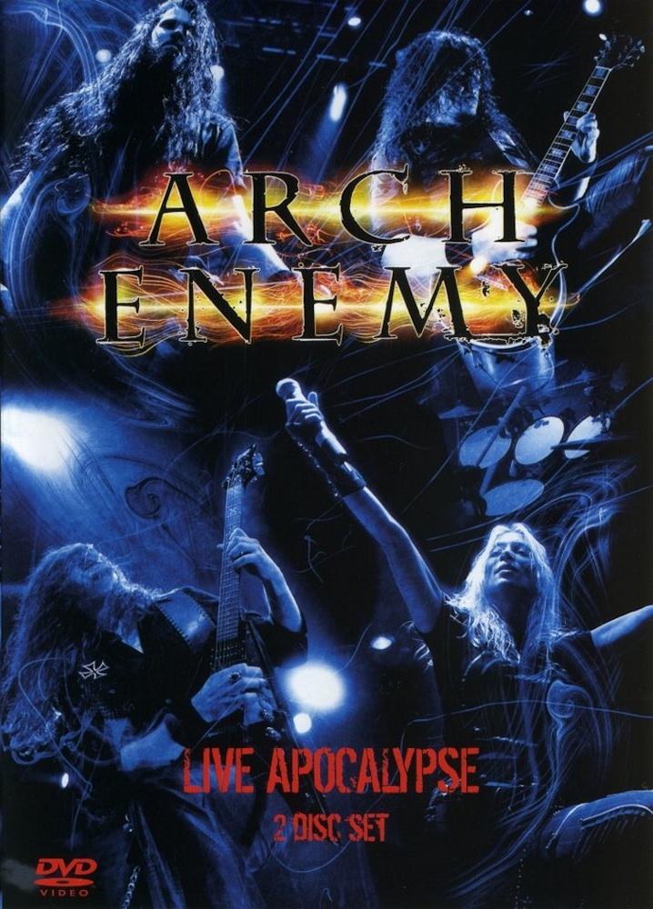 Arch Enemy - Live Apocalypse (video)