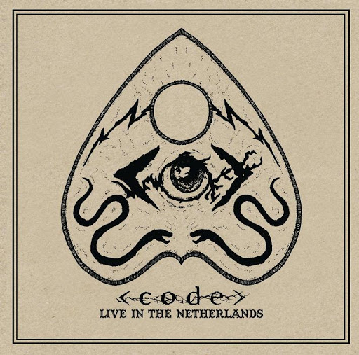 Code - Live in the Netherlands