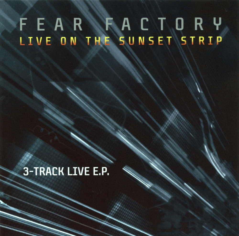 Fear Factory - Live on the Sunset Strip