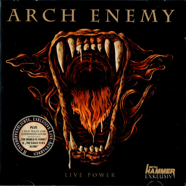 Arch Enemy - Live Power