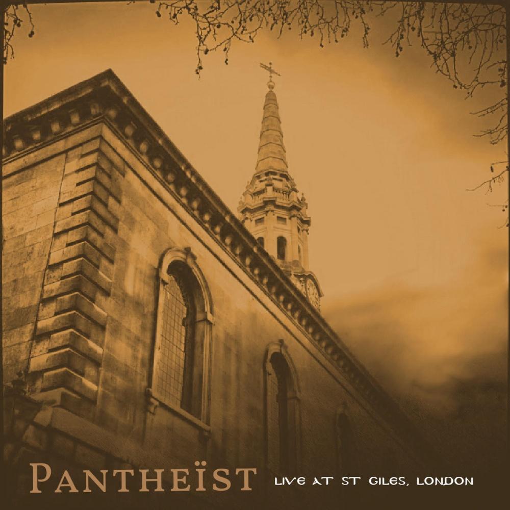 Pantheist - Live at St Giles, London (digital)