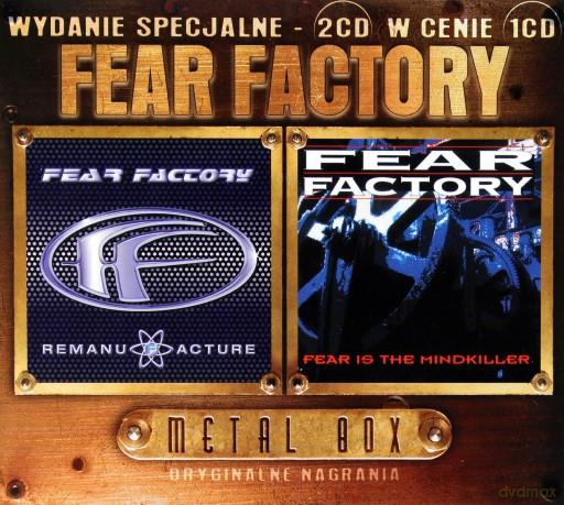 Fear Factory - Metal Box