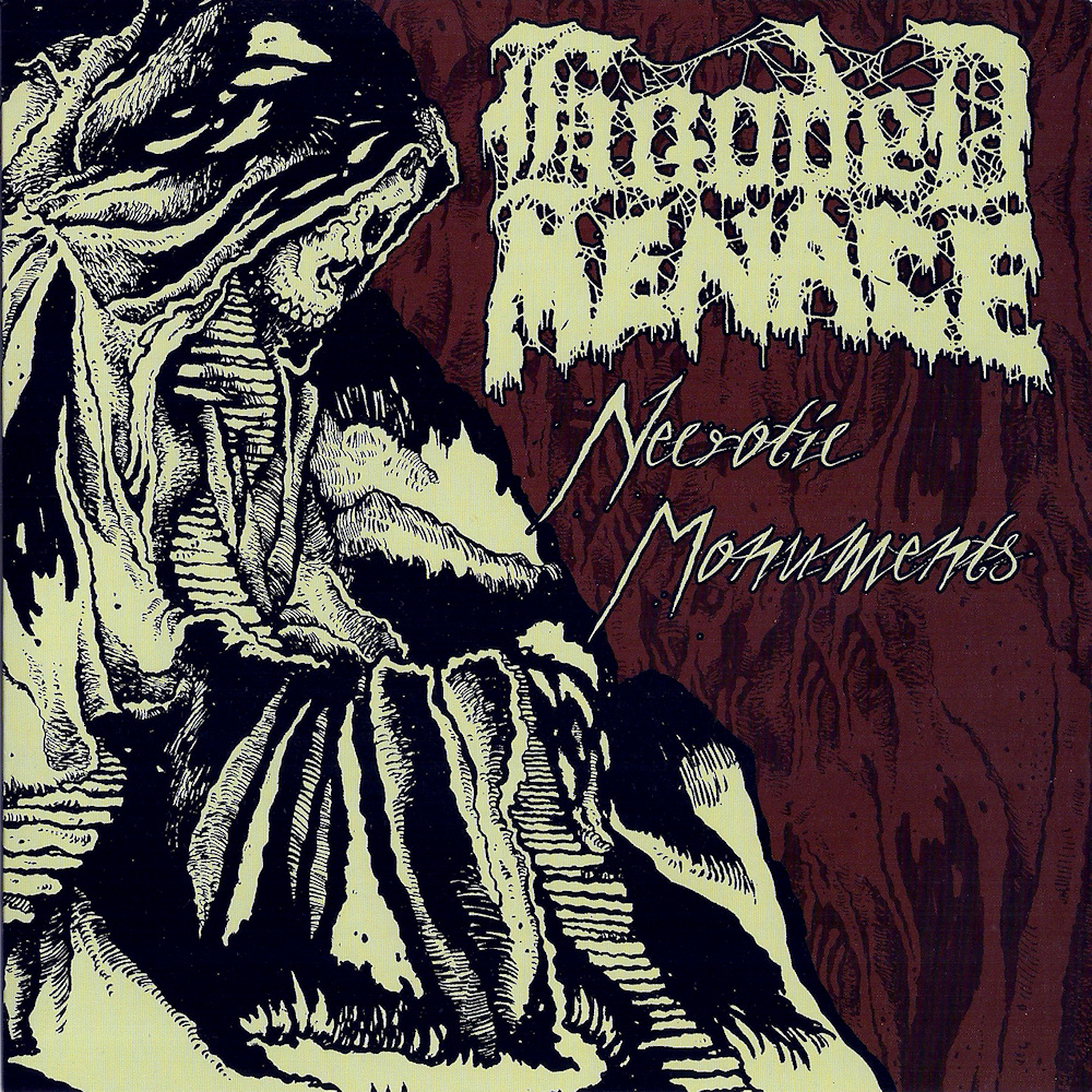Hooded Menace - Necrotic Monuments (ep)