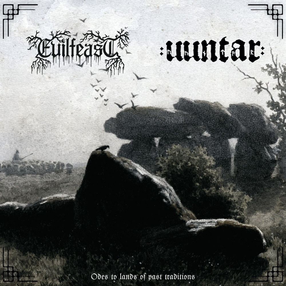 Evilfeast - Odes to Lands of Past Traditions