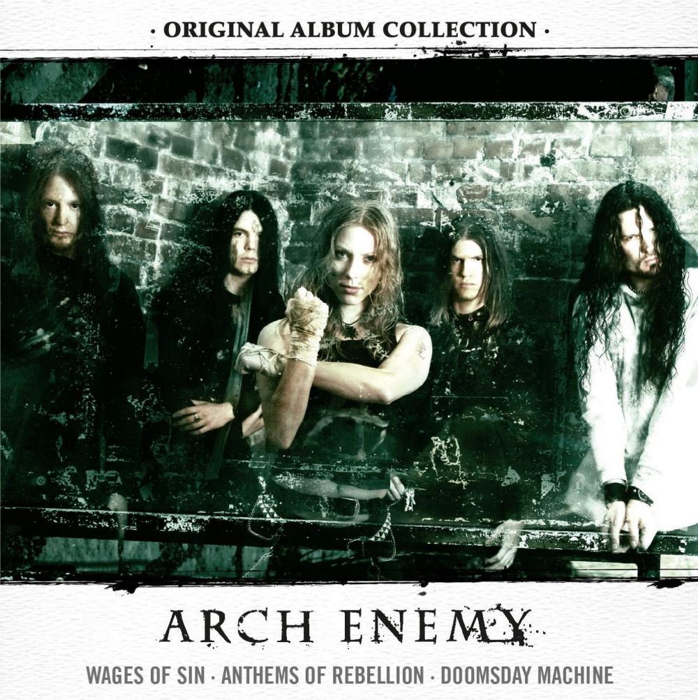 Arch Enemy - Original Album Collection