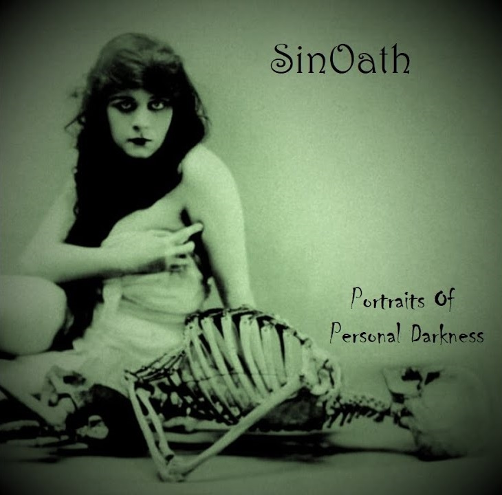 Sinoath - Portraits of Personal Darkness