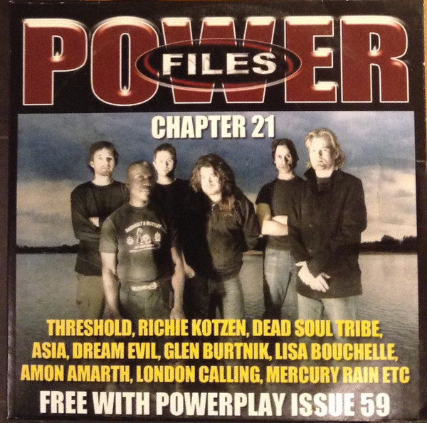 Various O-P - Power Files Chapter 21
