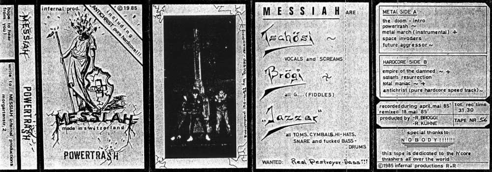 Messiah - Powertrash (demo)