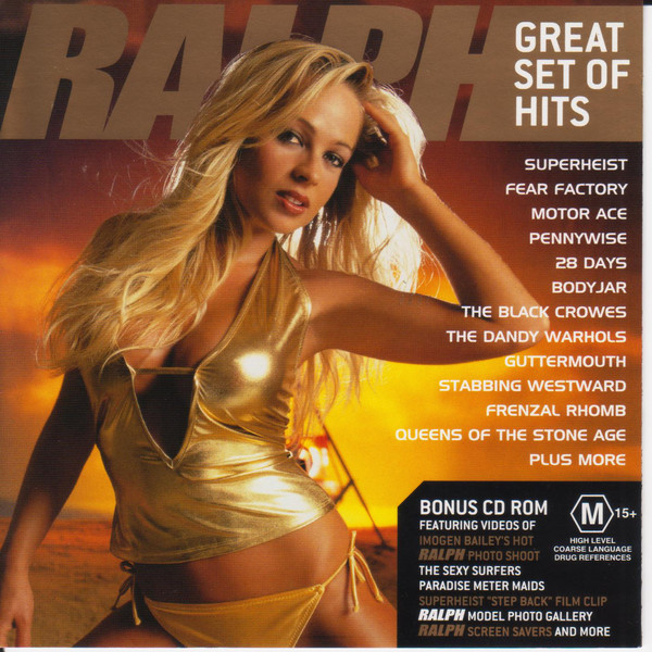 Various Q-R - Ralph - Great Set Of Hits