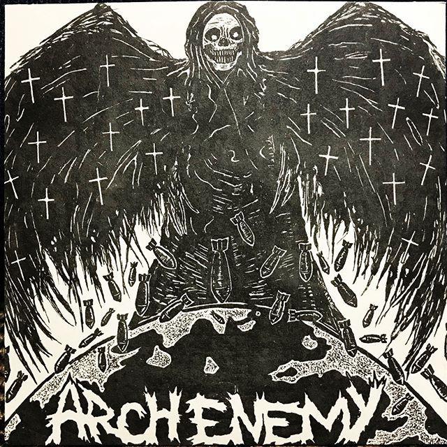 Arch Enemy - R�punk (ep)