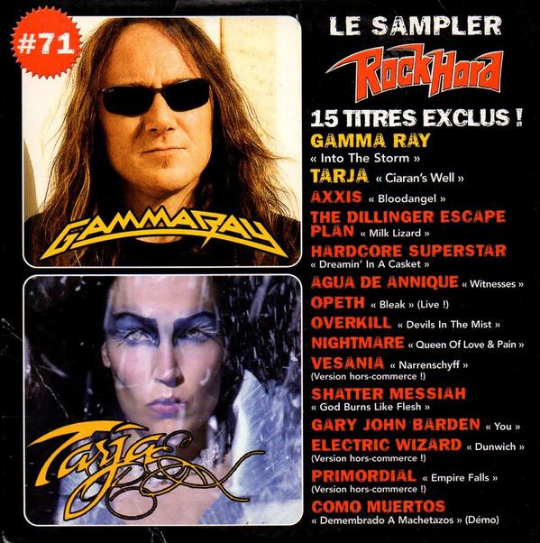 Various - RockHard Magazine (FR) - RockHard