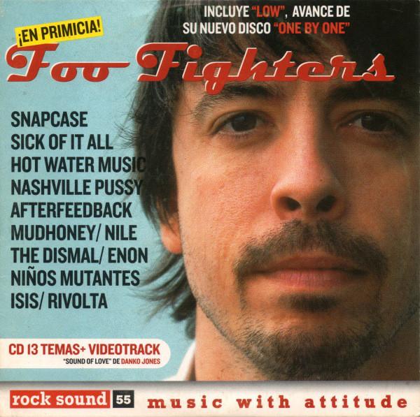 Various - Rock Sound Magazine (SP) - Rock Sound SP Volumen 55