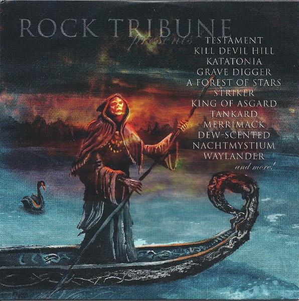 Various - Rock Tribune Magazine - Rock Tribune CD Sampler 117