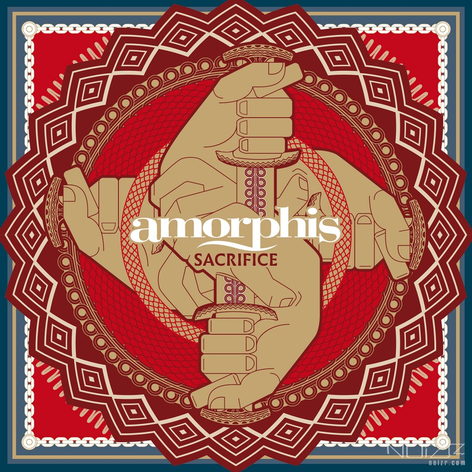 Amorphis - Sacrifice (digital)