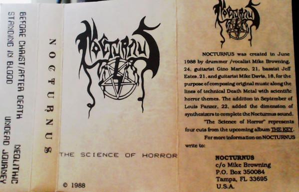 Nocturnus - The Science of Horror