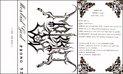 Moonspell - Promo 92 (as Morbid God) (demo)