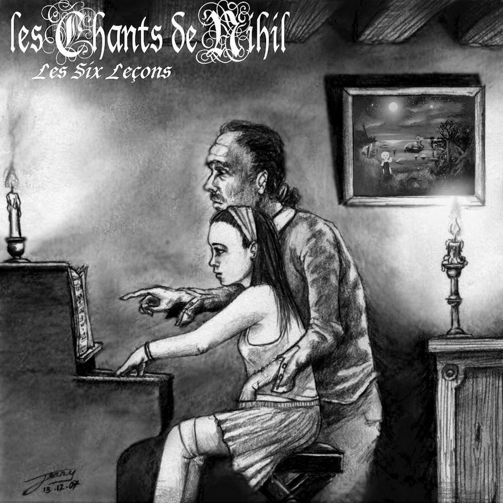 Les Chants De Nihil - Les Six Leçons (demo)