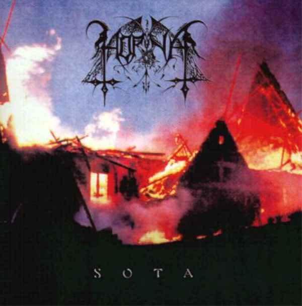 Horna - Sota (ep)