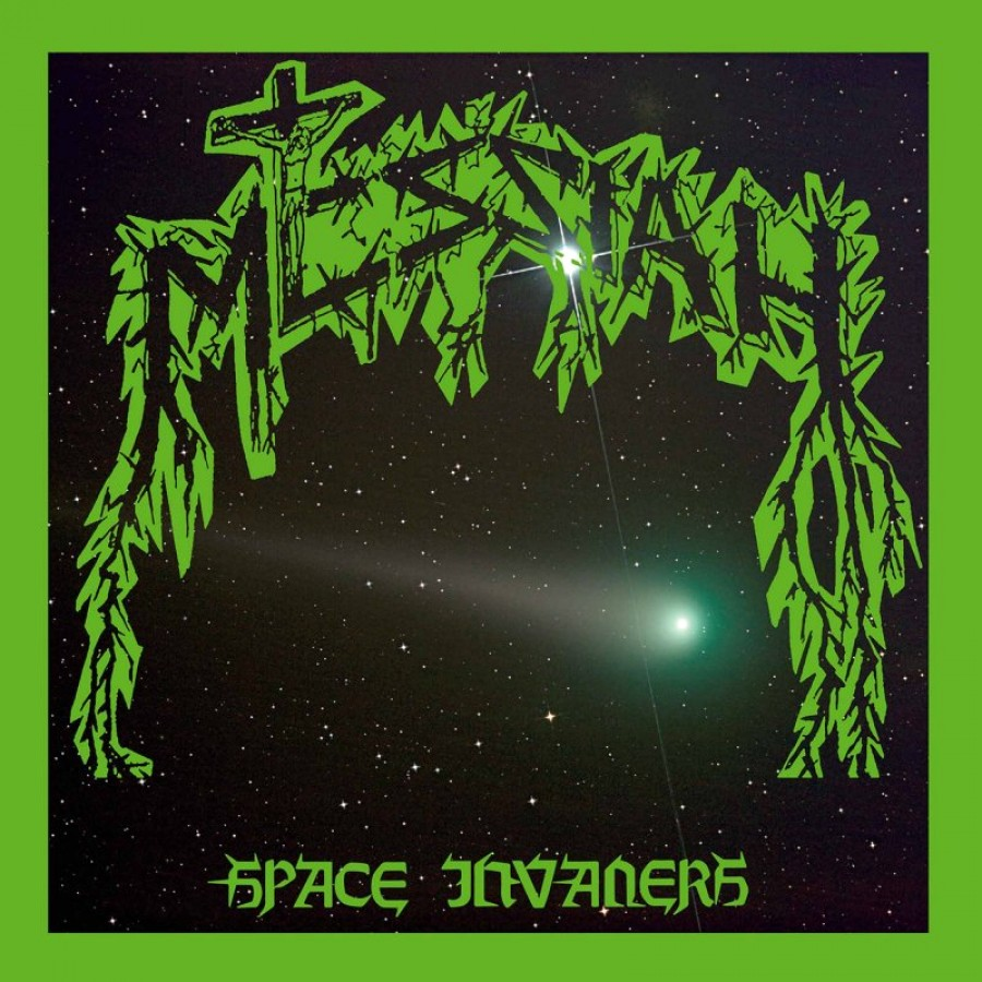 Messiah - Space Invaders