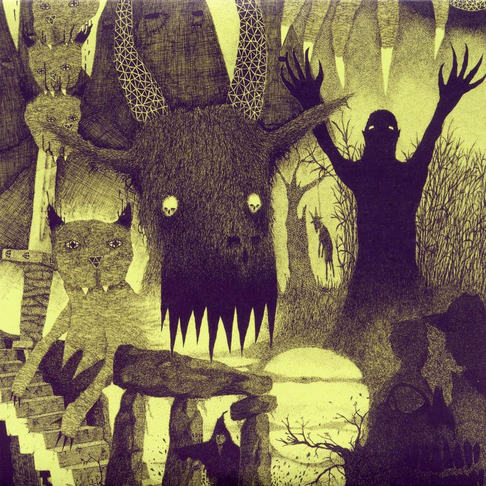Anima Morte - Split with Hooded Menace