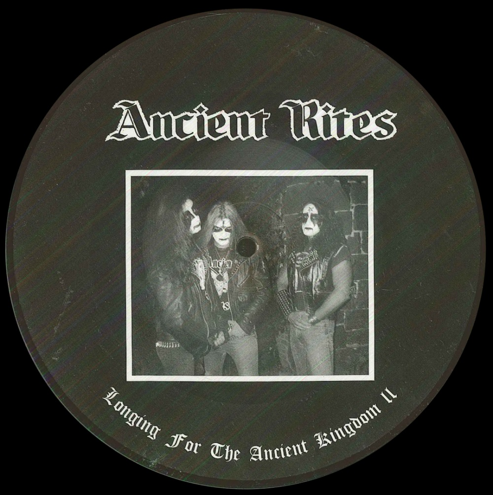 Ancient Rites - Split with Enthroned (ep)