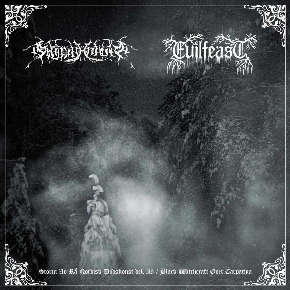 Evilfeast - Split with Gnipahålan